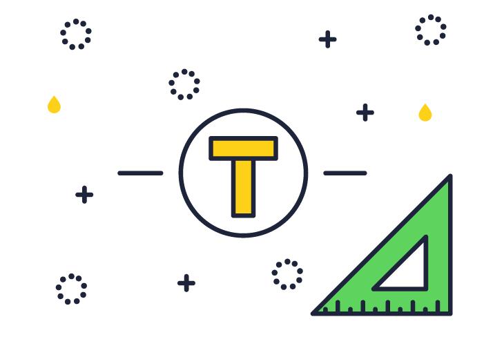 La tipografía para diseñar un logo es súper importante