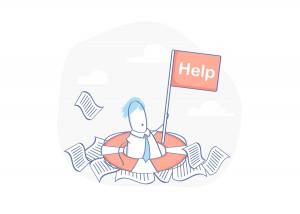 Nunca está de más pedir ayuda cuando te plantees diseñar un logo gratis online