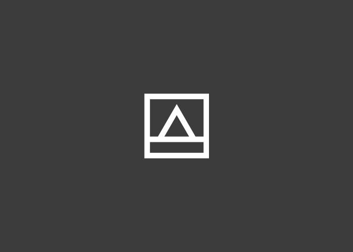 diseño logo arkitektura