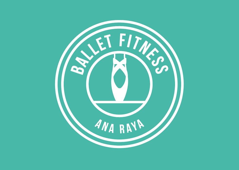 diseñamos un nuevo logo para un método de entrenamiento basado en el ballet y el fitness