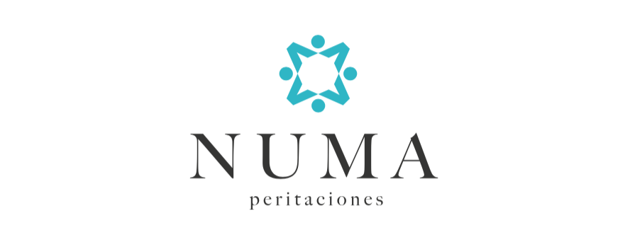 Diseño logo peritaciones jurídicas