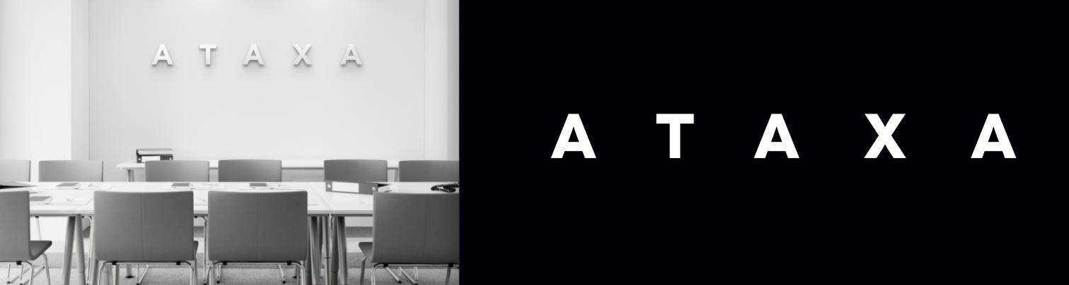 Diseño logo ATAXA