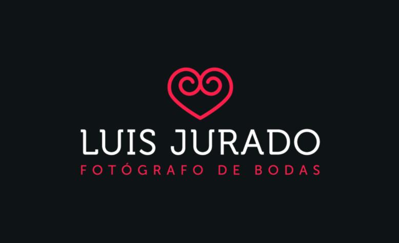 diseño logo fotógrafos de bodas