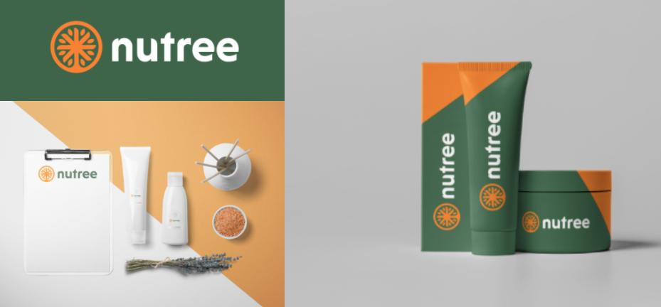 Diseño logo y naming nutrición