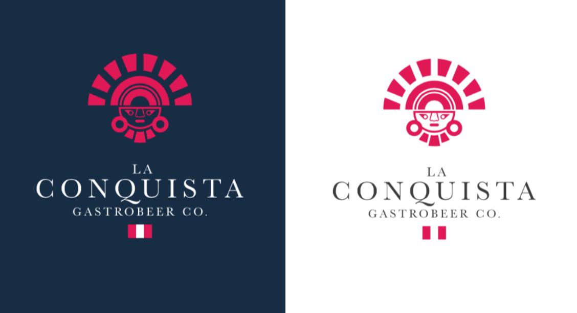 Diseño de marca cerveza peruanaDiseño de marca cerveza peruana