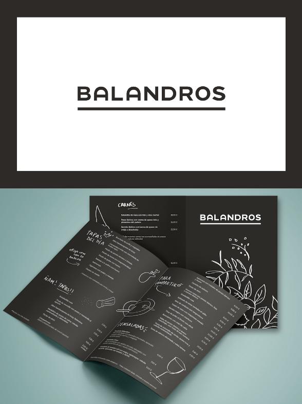 diseño de logo tapas de diseño