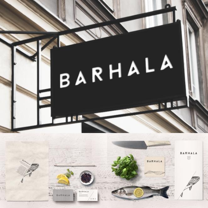 naming y logo Bar y restaurante