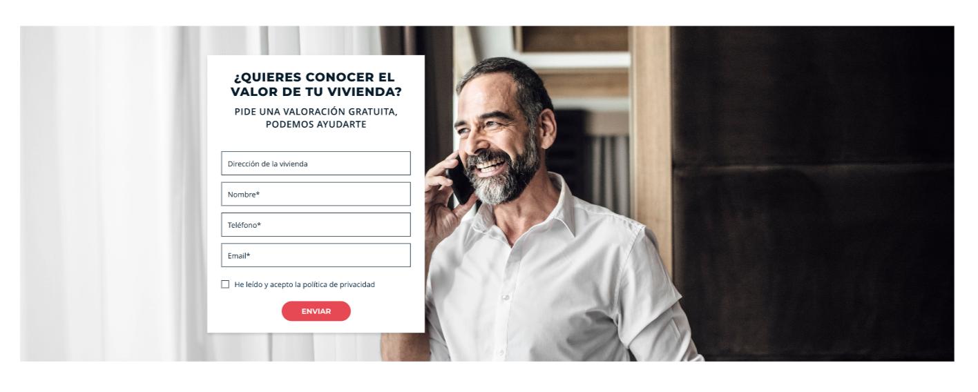 el diseño web que necesita un arquitecto
