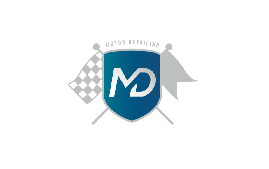 Diseño logo detalling y motor