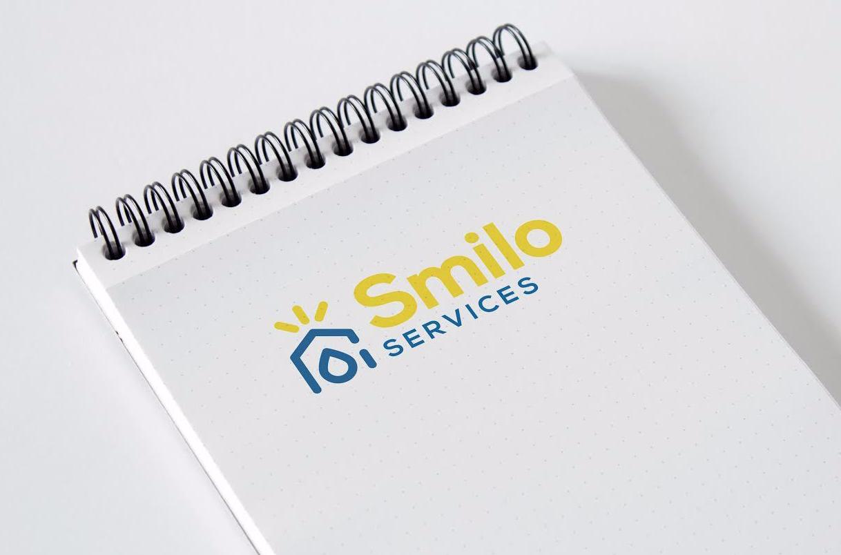 Diseño logo Servicios de limpieza y mantenimiento