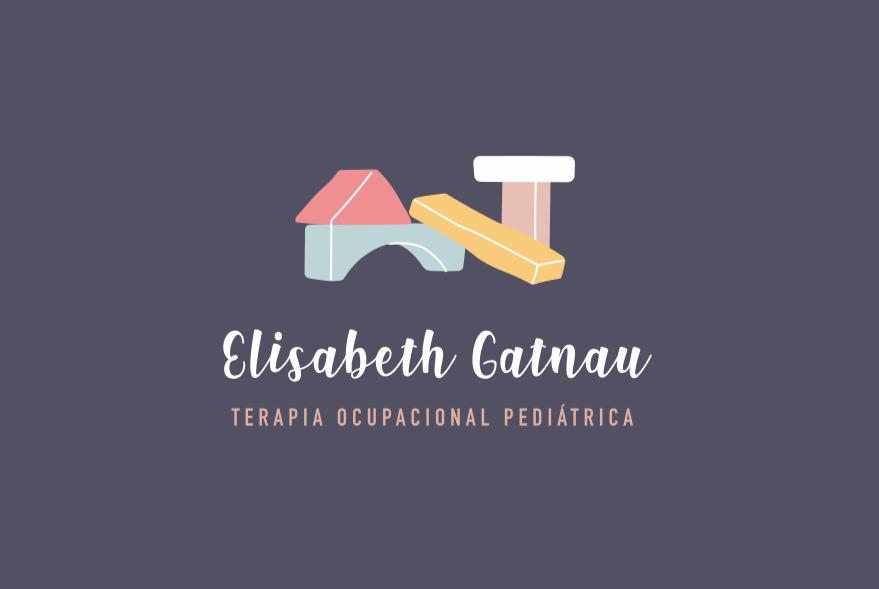 Diseño logo terapia ocupacional