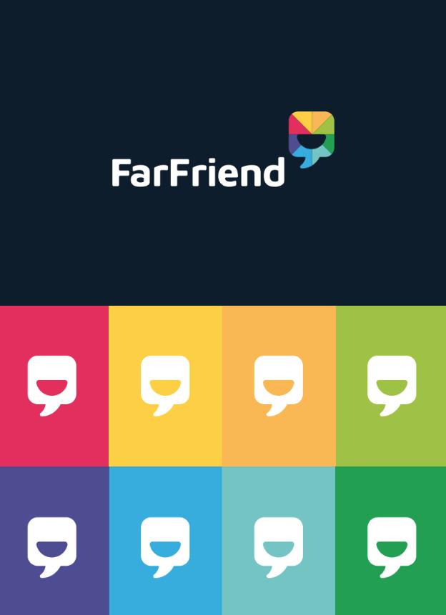 diseño logo startup formación idiomas