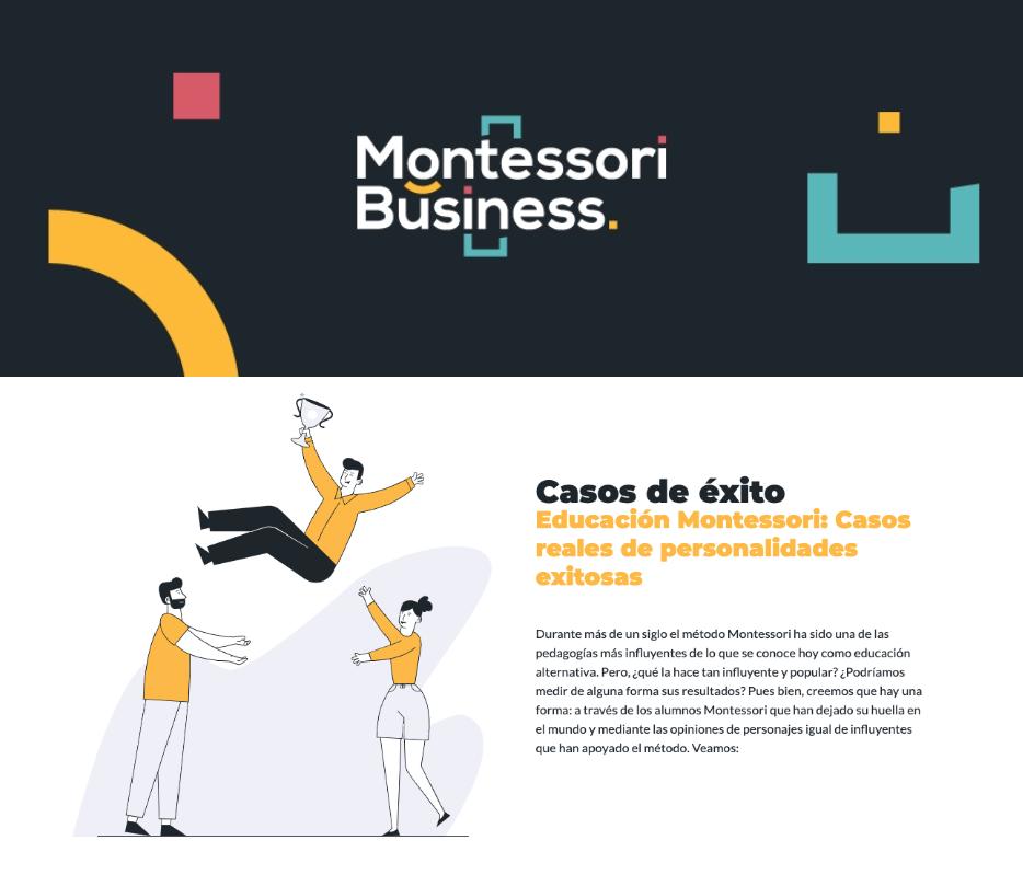 diseño de logo montessori