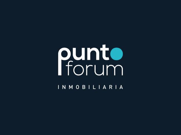 diseño logo con punto