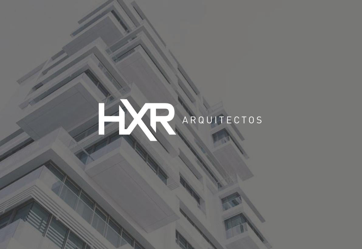 diseño logo basado de iniciales estudio de arquitectura