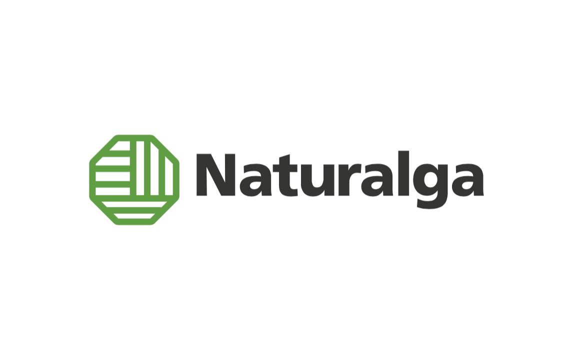 Diseño de logo algas