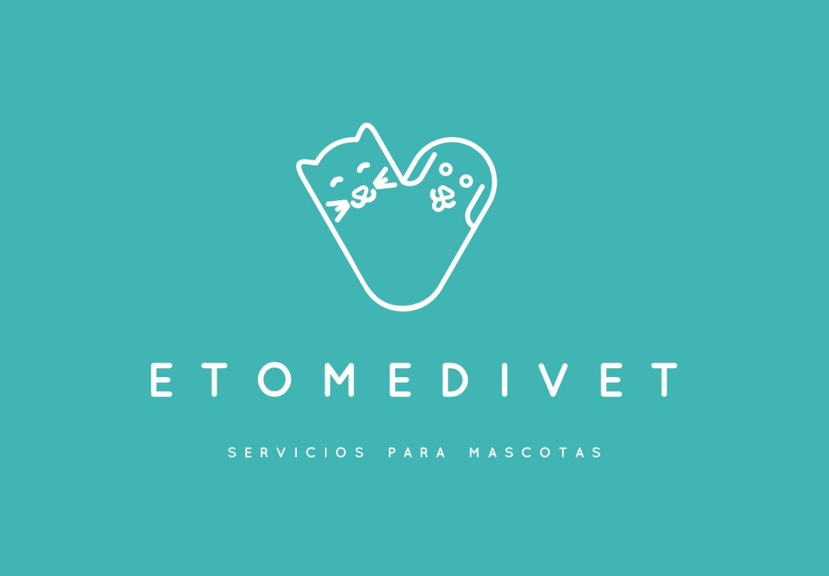 diseño de logo servicios para mascotas