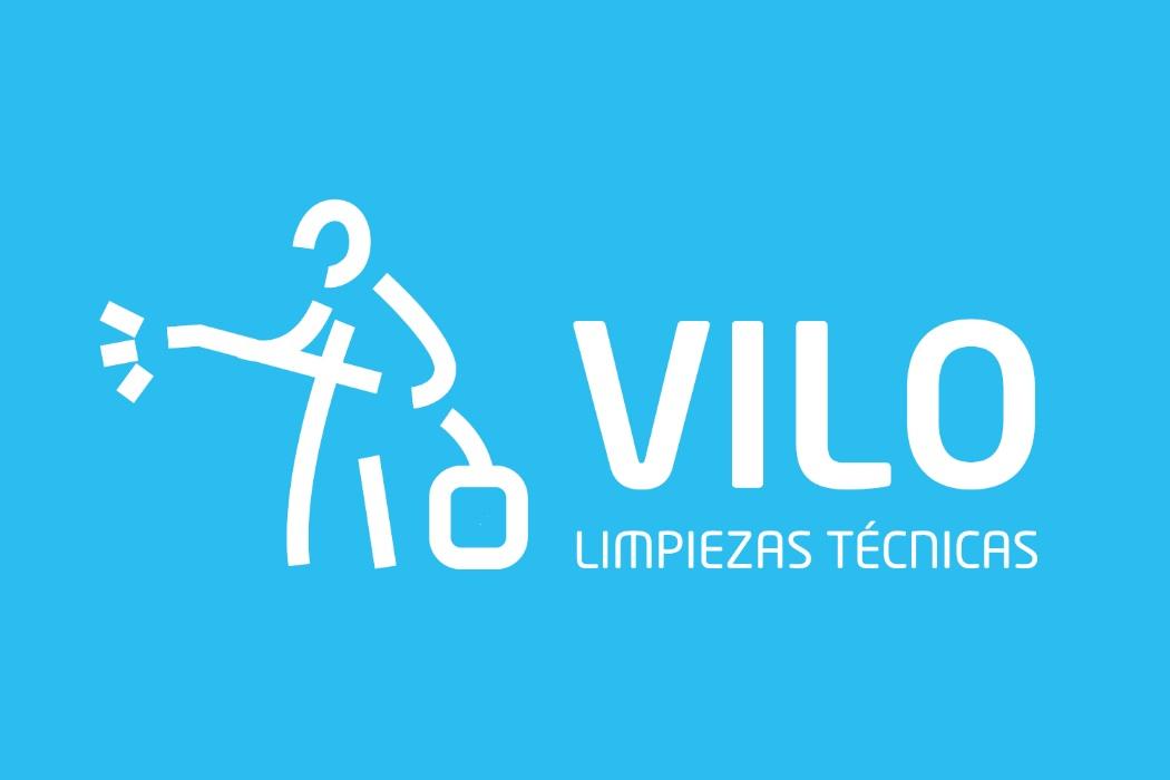 Logotipo de limpiezas diseñado en factoryfy