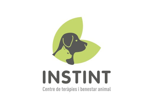 Diseño de marca acupuntura animales