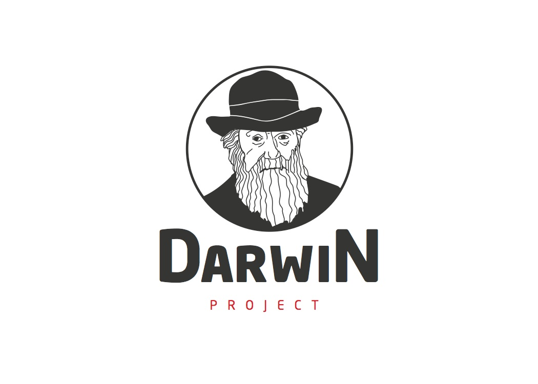 Diseño logo Darwin