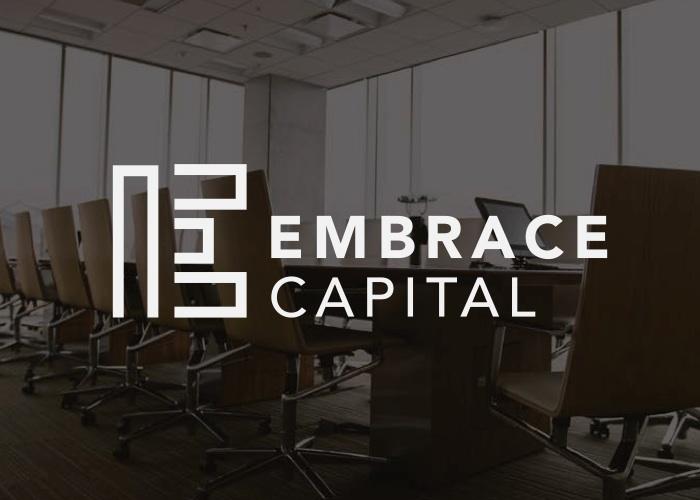 Diseño logo empresa de inversión