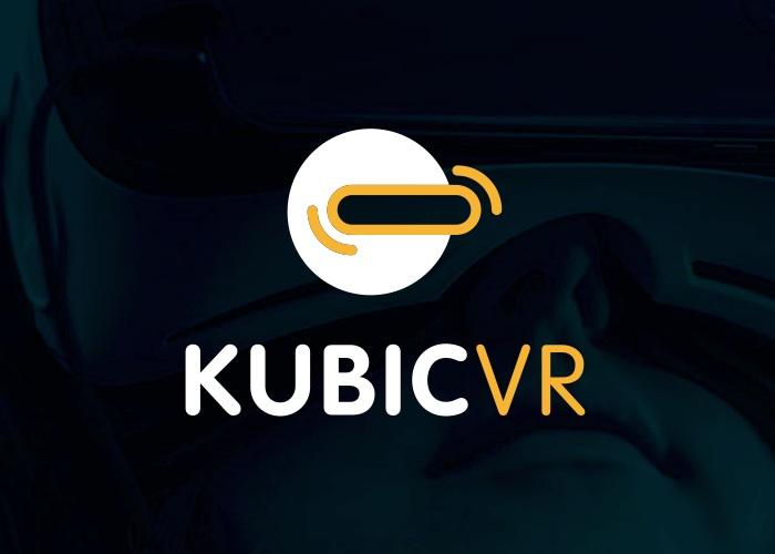 Diseño logo educación con realidad virtual