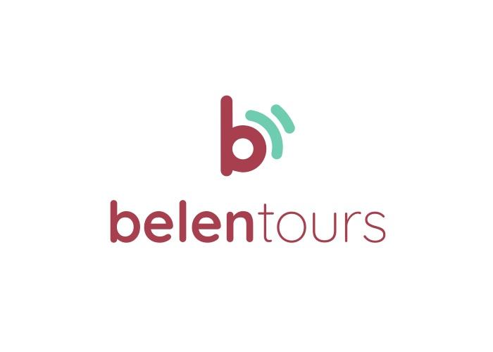 Diseño logo viajes desde Madrid