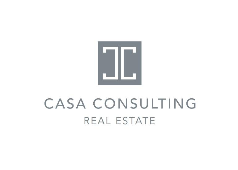 Diseño logo inmobiliaria alto standing