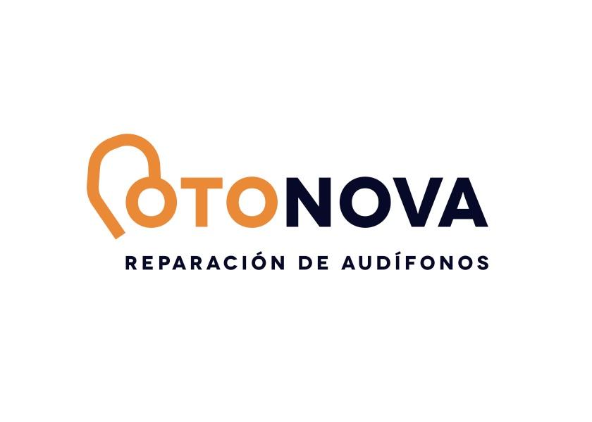 Diseño logo reparación audífonos