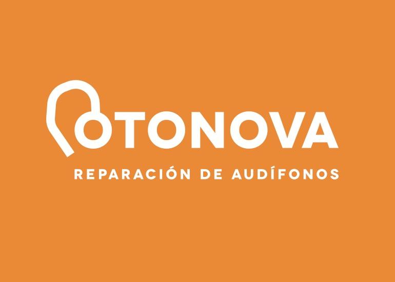 Diseño logo audífonos