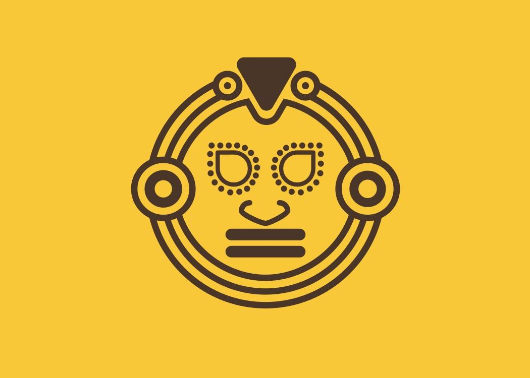 Diseño logo mexicano