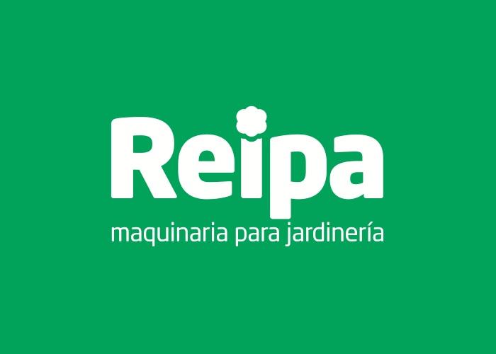Logo maquinaria y jardinería