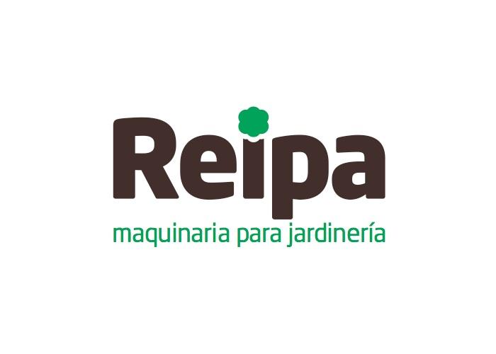 logotipo venta y reparación de maquinaria