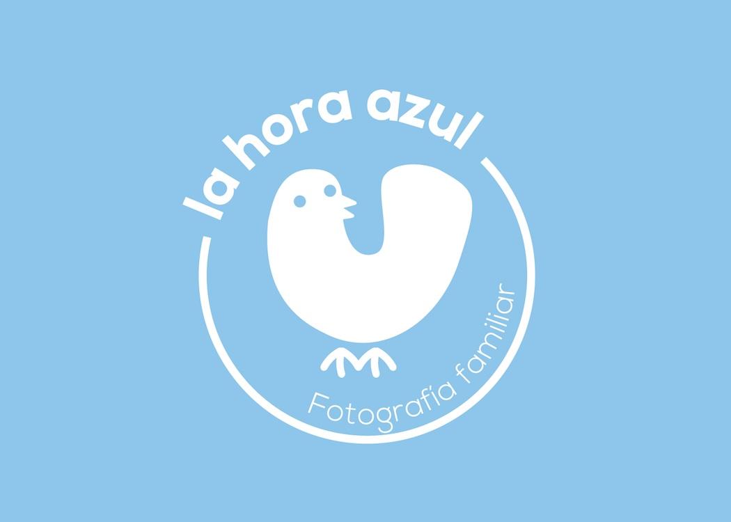 Diseño logo foto infantil