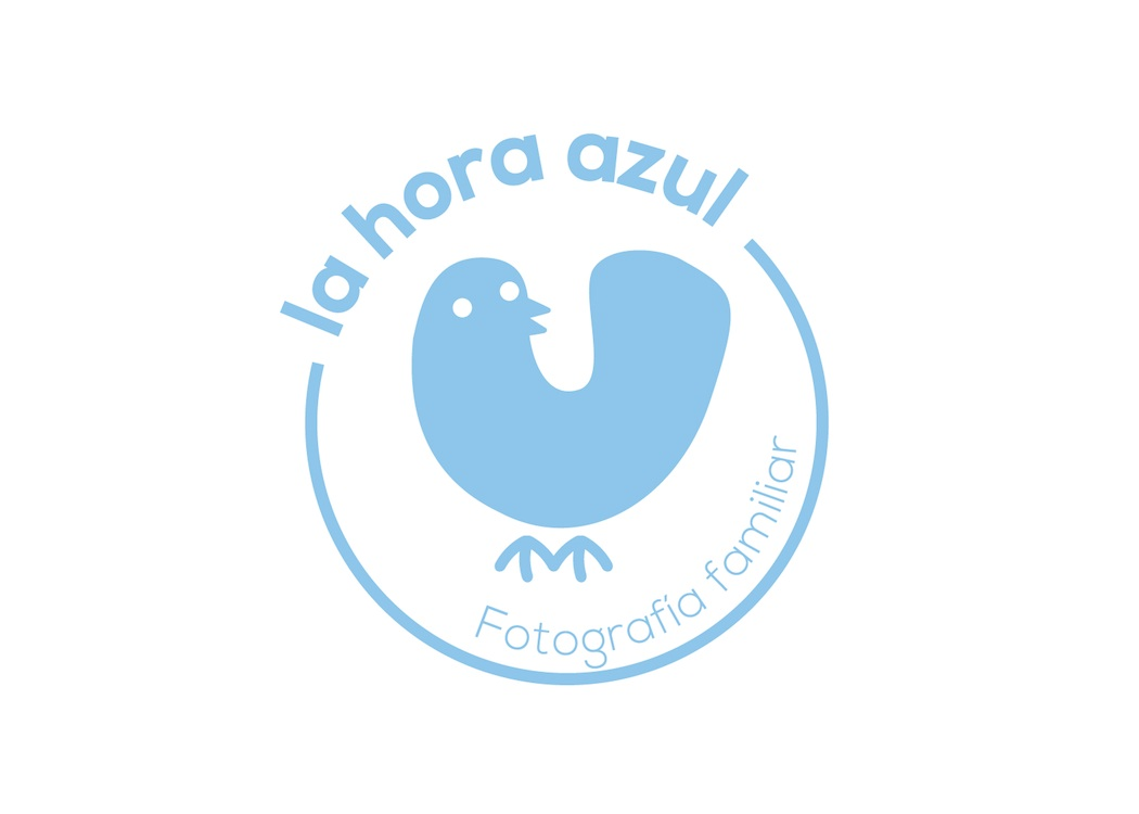 Diseño logo Estudio de fotografía de familia e infantil