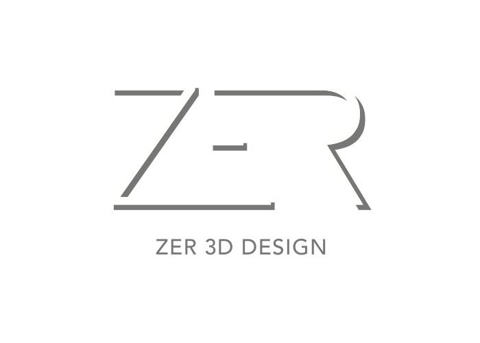 Diseño logo moda 3D