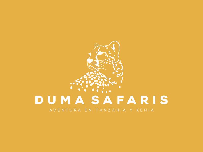 diseño logotipo safari tanzania