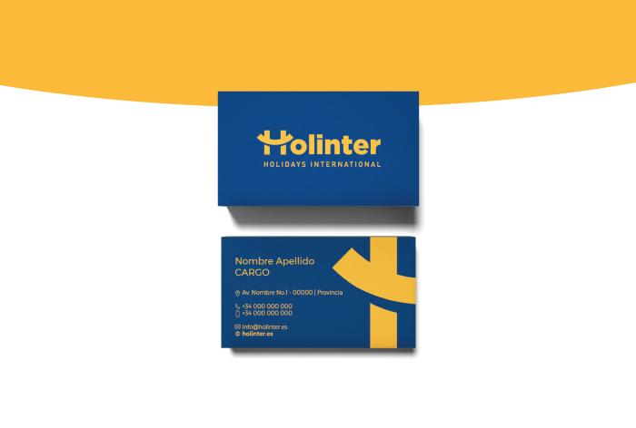diseño tarjetas touroperador