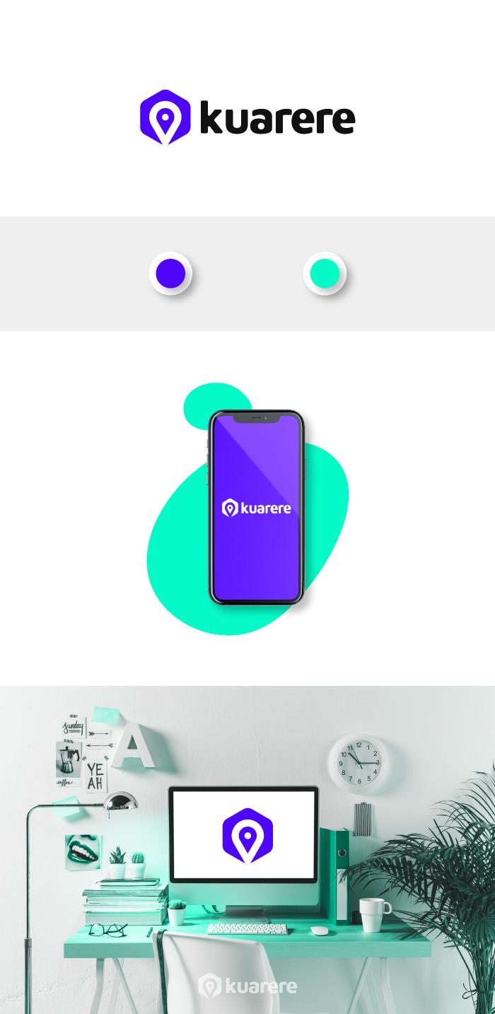 Kuarere presentacion logotipo