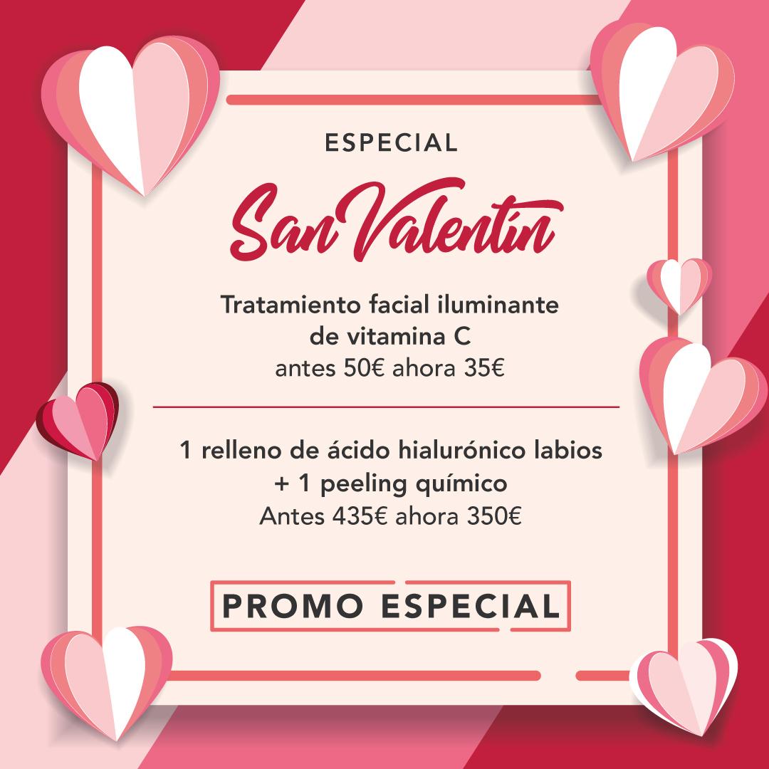 Oferta especial de San Valentín de Klinik Ventura.