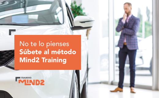 Imagen adaptada a LinkedIn de una empresa de formación en el sector del automóvil.