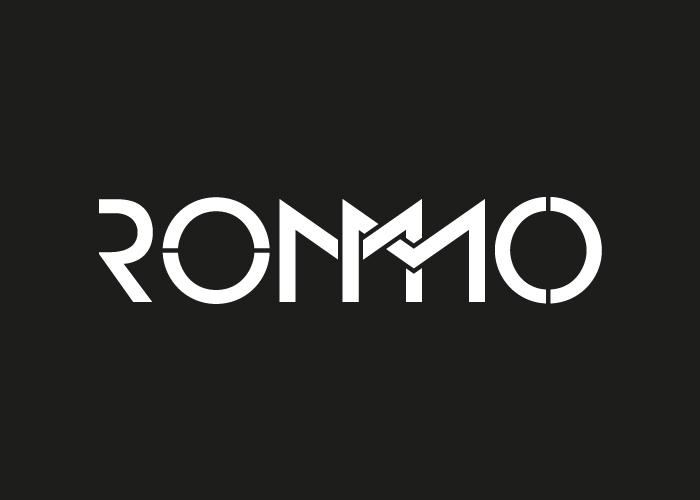 Diseño de logotipo para sector de la música techno