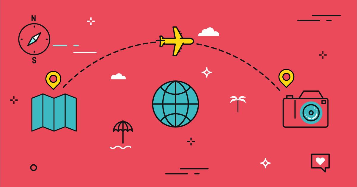 Logotipos viajes