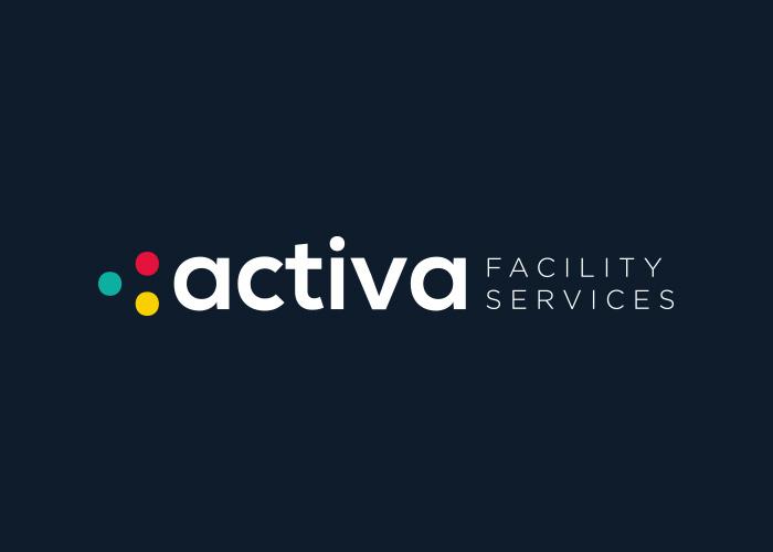 diseño logo en coche Facility Services