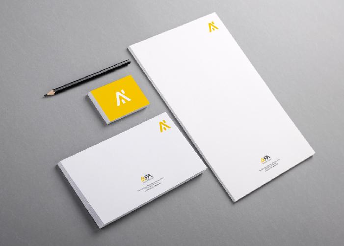 Diseño identidad de marca de reformas