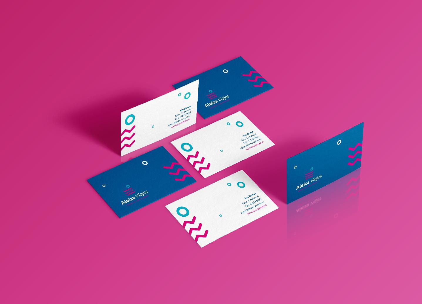 diseño de logo agencia de viajes