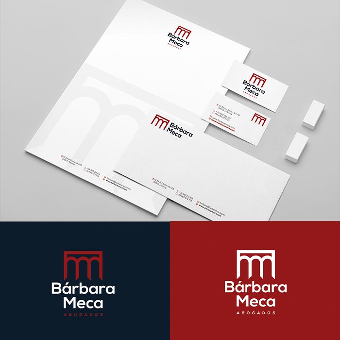 diseño logo abogado Murcia