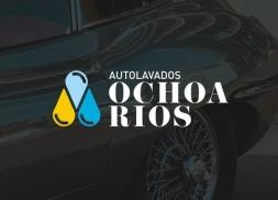 Diseño logo lavado de vehiculos