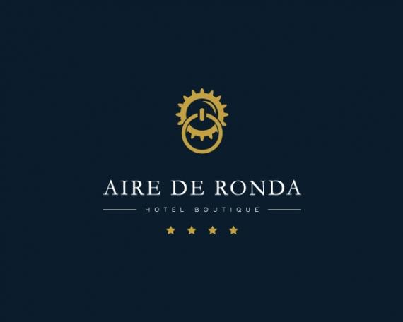 Diseño logotipo para hotel boutique