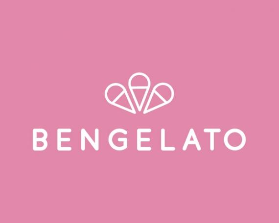 Diseño logo heladería artesanal